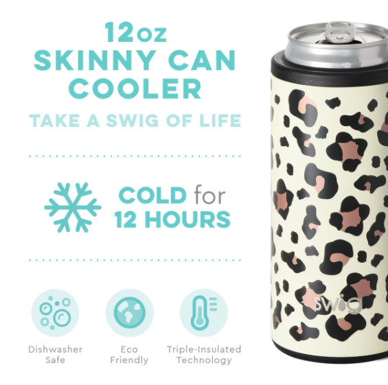 12oz Skinny Can Cover