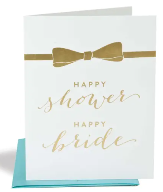 Happy Shower, Happy Bride