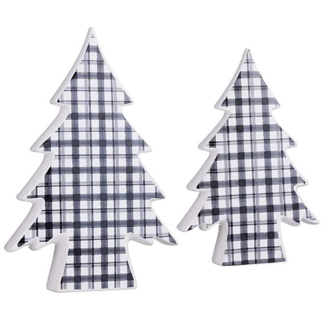 Plaid Trees
