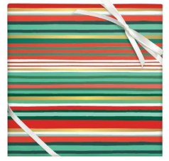 Holiday Stripe Roll