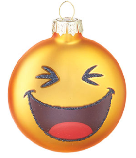 Emoji Ornaments
