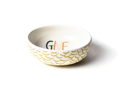 Give Thanks Dipping Bowl
