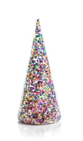LED Sequin Tree - Multicolor