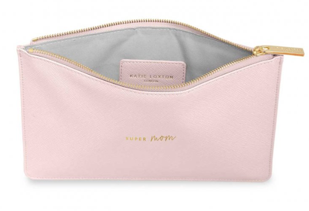 Perfect Pouch - Pink Super Mom
