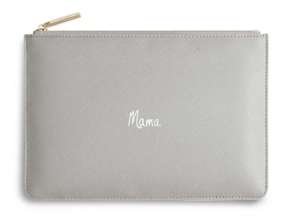 Perfect Pouch - Gray Mama