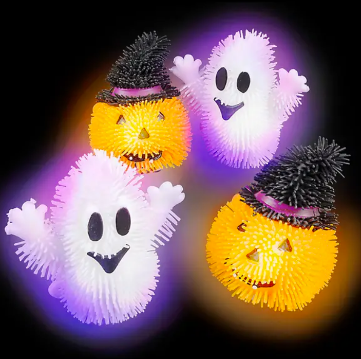 Light up Halloween Puffers