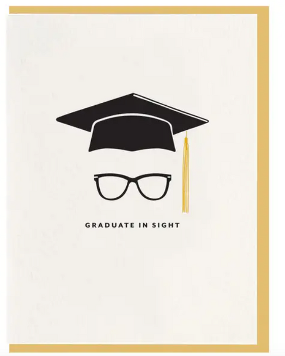 Graduate in Sight