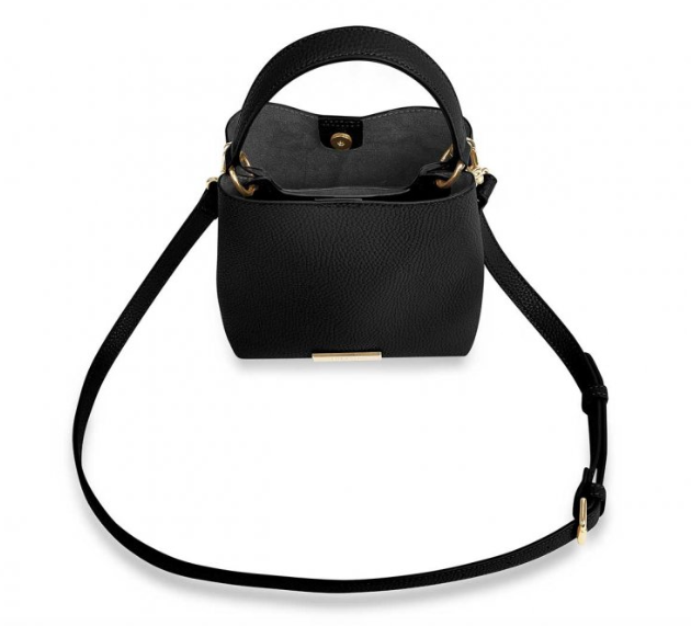 Lucie Crossbody - Black