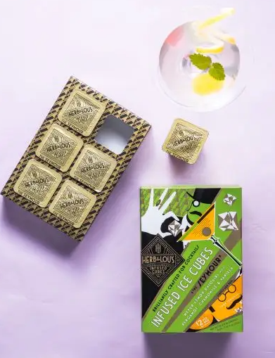 The Seymour - 12 Infused Cocktail Cubes