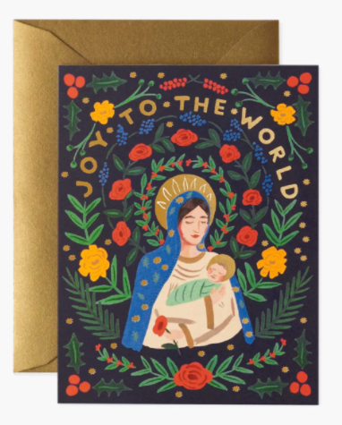 Madonna and Child Card Boxed Set