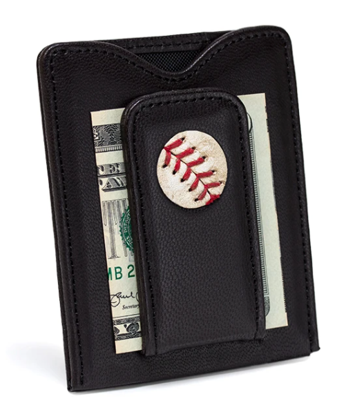 Indians Baseball Moneyclip
