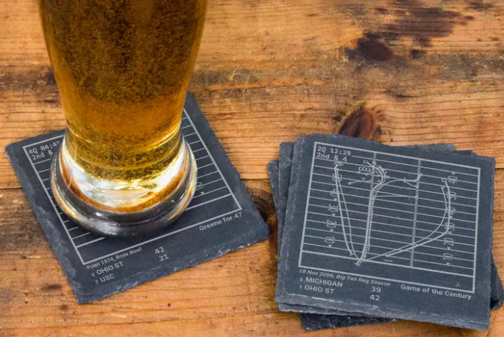 Greatest Ohio State Plays Coasters