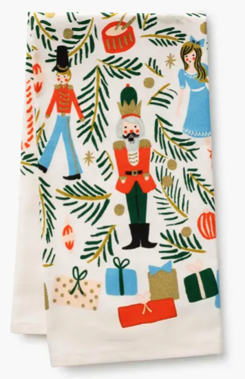 Holiday Tea Towel - Christmas Tree