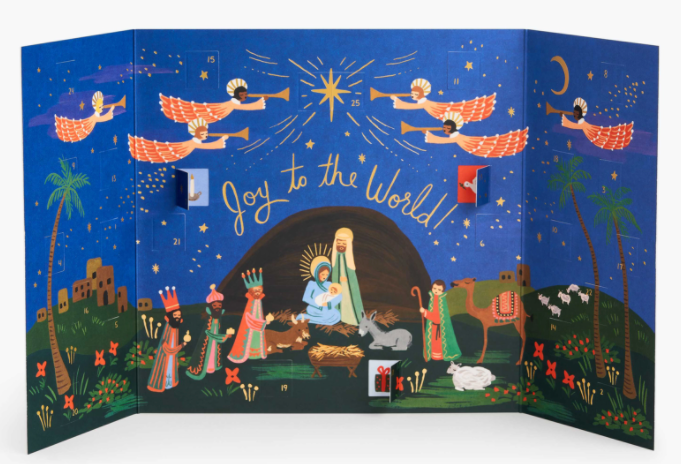 Advent Calendar - Nativity