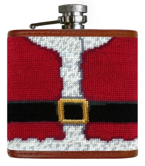 Smathers Flask Santa Belt