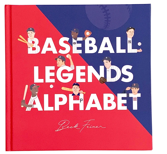 Baseball Legends Alphabet