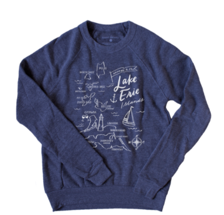 Erie Island Sweatshirt