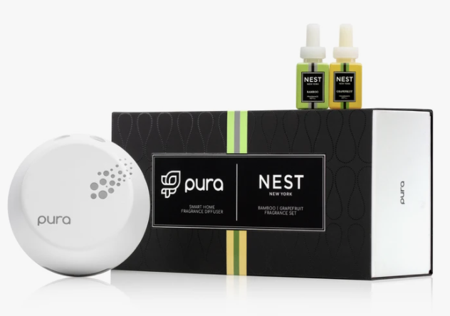 Pura Smart Diffuser - Bamboo & Grapefruit