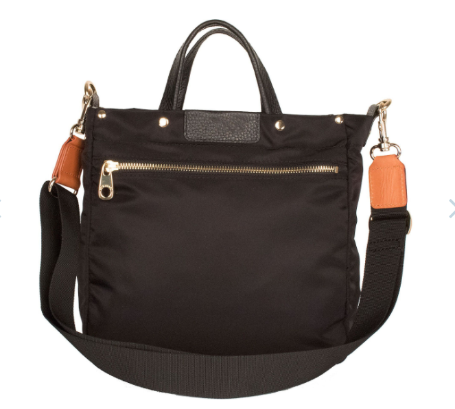 Posh Crossbody Bag - Black