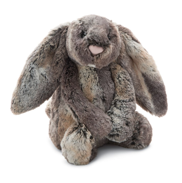 Bashful Woodland Bunny - Small