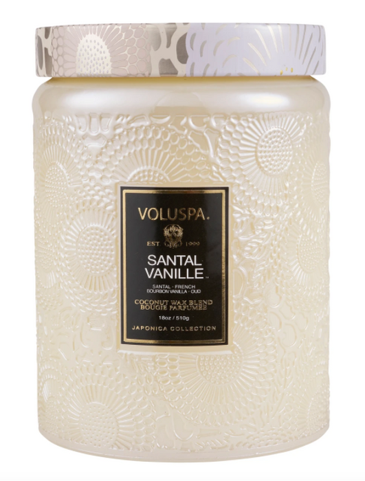 Santal Vanille Voluspa Candle