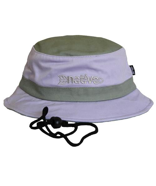Jungle Hat in Lavender/Laurel
