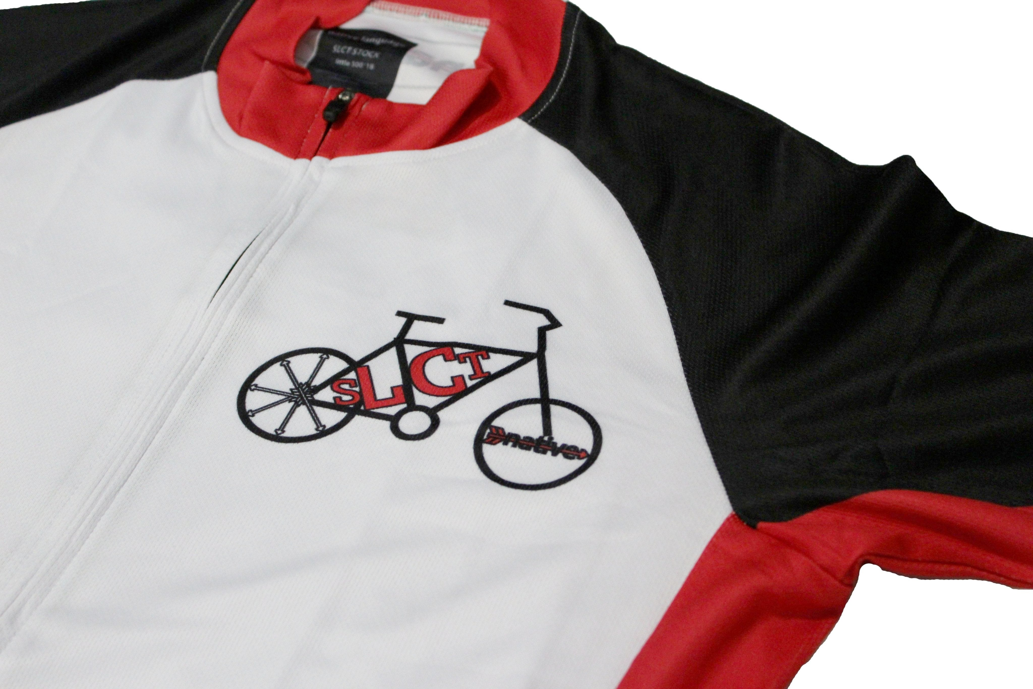 Little 500 Cycling Jersey in White