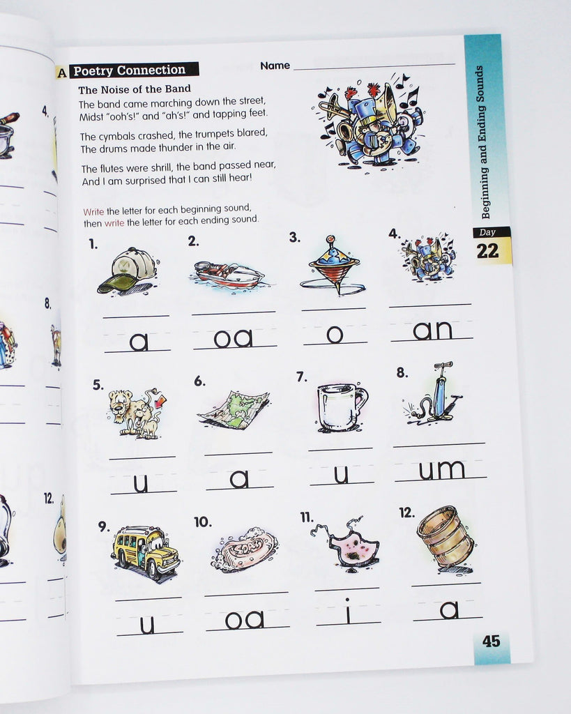 Spelling Level A Set (Limited Stock)