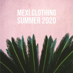 Summer 2020 collection graphic