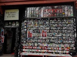 Roma Records shop front