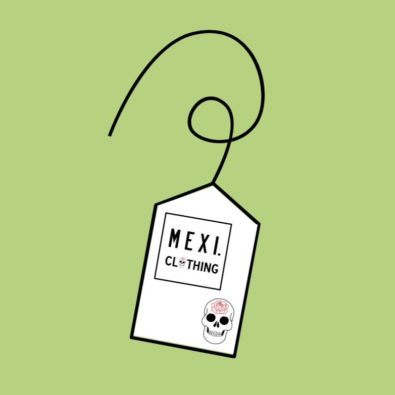 Mexi Clothing label