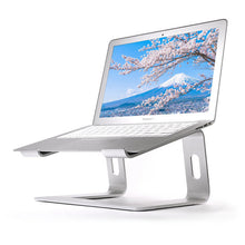 Load image into Gallery viewer, Notebook Stand MacBook Notebook Stand Aluminum Table Stand Office Computer Home Computer Adjustable Computer Stand