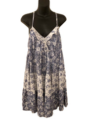 Size 16 Mantaray Summer Vest top Dress