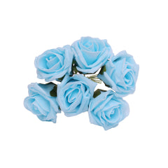 Foam Rose for Baby Hamper Decoration