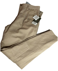 Medium 32 Mountain Horse Justin Beige Breeches New