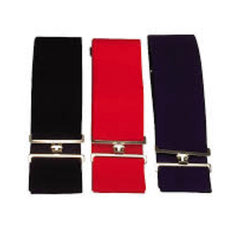 New Elastic surcingle Equestrian Purple Red