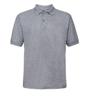 Mens  Grey RX100 New Polo shirt New