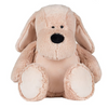 Mumbles Zippie Dog  - Plain or Personalised with Embroidery