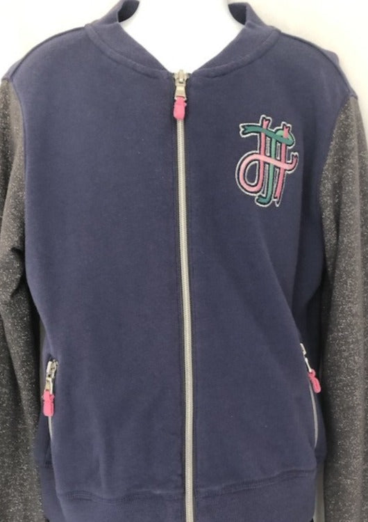 Age 12 Girl Tommy Hilfiger zipped sweatshirt