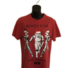 Small Mens Stars Wars Party Christmas T-shirt