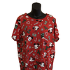 Size 18-20 Disney Micky Mouse Xmas Ladies T-shirt