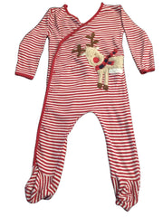 Age 12-18 months JoJo Maman Babe Rudolph Baby Gro suit
