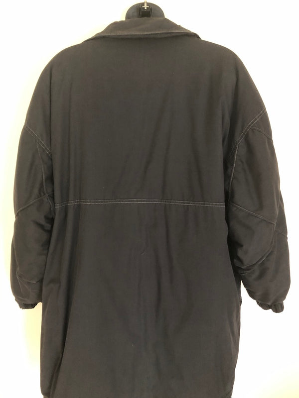 Size 18 Black Womens Classic  Longer length Jacket