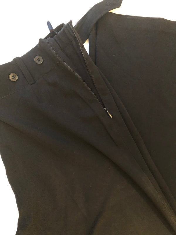 Maternity 18 Boot Cut Black Trousers  Rrp £28 New without Tags