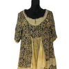 Size 12-14 Boho Tunic Top/Dress  (Medium) New with Tags