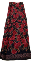 Size 14 Monsoon Floral Lightweight lined Skirt