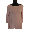 Size 8 Baby Pink Monsoon Fine knit Jumper