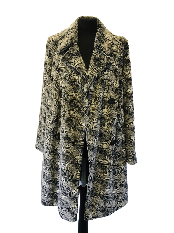 Size 14 Gorgeous Soft Faux Fur Ladies DamselJacket