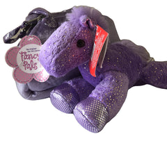Purple Pony Pals in a bag - Personalised  New & Tagged