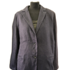 Maternity Size 14-16  Navy Linen Jacket Rrp £99 New